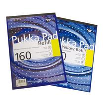 PUKKA A4带孔拍纸本(横条) REF80-1 6本/封