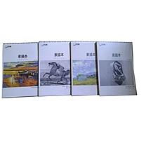 鸣画林 素描本 160g8k (白色) 35页/本
