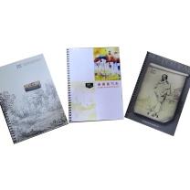 鸣画林 素描本 160g16k (白色) 35页/本