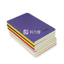 前通 fornt 仿皮软面笔记本 D15-A701 A7 (混色) 34页/本 10本/封 (颜色随机)