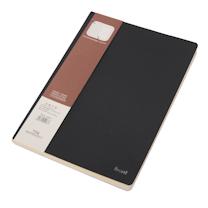 前通 fornt 炫彩皮面本 D12-B501(7-12) B5 (混色) 152页/本 (柔纹 荔枝纹)(颜色随机)