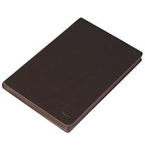 前通 fornt 商务 软面皮本 D66-A501 A5 (黑棕色) 154页/本