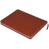 前通 fornt 商务 软面皮本 D66-B501 B5 (咖啡色) 154页/本
