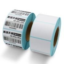 国产 定制热敏打印标签 78*60mm (百华悦邦链接)