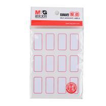 晨光 M&G 自粘性标签 YT-14 12枚*10 32*18mm (红色) 10张/包
