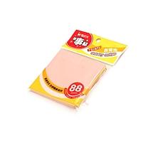 晨光 M&G 便条纸 YS-61 (彩色) 3*3 88页