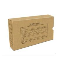 西玛 Simaa 发票版凭证装订盒 SZ600321 260*150*50mm 100个/箱