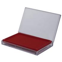 杰丽斯 原子印台 7881 长148*宽97*高24mm (红色) (方形)