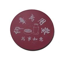 国产印章垫  圆形