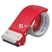 国产 加厚型 铁制封箱器 L60 60mm (红色)