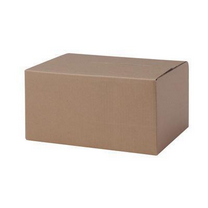 国产 7号邮政单瓦楞纸箱 B型 外径230*130*160mm 10个/捆