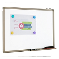 亿裕 单面白板 WH-4506 450*600mm