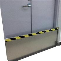 艾普莱 单面白板 DSB-018 1000mm*450mm 银色