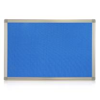 亿裕 铝合金边框软木板(包蓝布) JD-5 900*1800mm