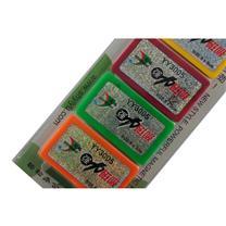 亿裕 强力吸磁 3005 30*50mm (彩色) 5个/卡