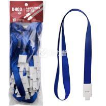 优和 UHOO 证件卡套挂绳 6722 15mm (深蓝色)