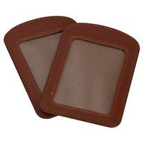 晨光 M&G 皮质证件卡 AWT90992 竖式 50只/盒