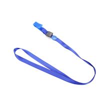 科记 KEJEA 飞机扣证件卡挂绳 K-1006 (蓝色) 100根/包