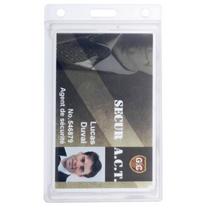 贝迪 BRADY ABS证件卡 1840-6500 竖式  5个/包