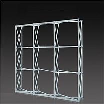 宏瑞 拉网折叠展架 3x3 2300x2300mm