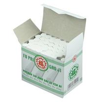 福牌 六角白色粉笔 48支/盒