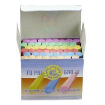 国产 彩色粉笔 48支/盒