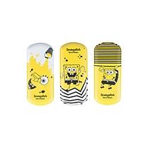 晨光 M&G 海绵宝宝形象卡通笔盒 QSB92432 (黄色)