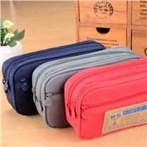 晨光 M&G 多功能多层大容量文具笔盒 APB93598 (蓝色)