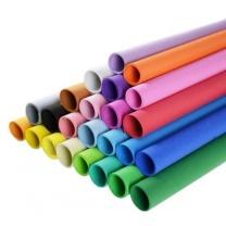 国产 海绵纸 G3006 彩色海绵纸装饰 DIY手工装饰材料 20张/包