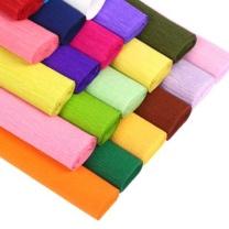 国产 手工皱纹纸 976686 手工材料纸艺术纸
