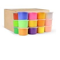 国产24色杯装粘土 100g (含分龄引导书+豪华配件包)