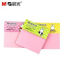 晨光 M&G 10色折纸米菲趣味2 FPYND458 48K (混色) 120页/包