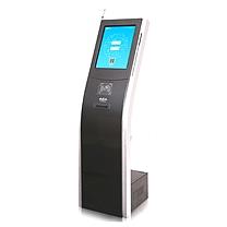 奥拓 智能排队管理系统 AQ2009HW  含取号机*1、5字窗口屏*14、软呼叫*14、评价终端机*14、综合屏*1、材料、一年免费质保