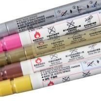 三菱 uni 油漆笔 PX-21 0.8-1.2mm (白色) 12支/盒