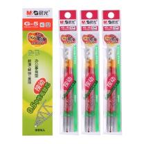 晨光 M&G 中性笔芯 G-5 0.5mm (红色) 20支/盒 (适用于AGP89501、AGP87902、AGPK3507、GP1008、GP1163、GP1165、GP1350、K35型号中性笔)
