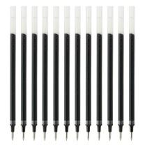 三菱 uni 中性笔芯 UMR-5 0.5mm (黑色) 12支/盒 (适用于UM-100笔)