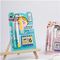 晨光 M&G 可换墨囊钢笔老师老师 HAFP0969 (晶蓝)