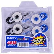 晨光 M&G 修正带 ACT11807 8m (白色) 6个/套