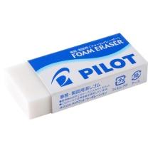 百乐 PILOT 泡沫橡皮檫 ER-F6-40DPK 45*20*10mm (白色) 40块/盒
