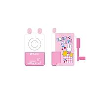 晨光 M&G 米菲削笔机 FPS90606B 方形 (粉色)