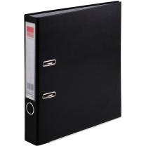 齐心 Comix 经济型档案夹 A105N A4 2寸 (黑色) 30个/箱