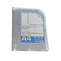 晨光 M&G 多功能L型拉链袋 ADMN4097 33.5*24.5cm (混色 颜色随机)