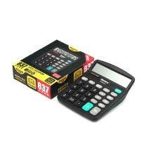 晨光 M&G 标朗 12位数字显示桌面型计算器 ADG98837 (黑色) 20台/盒 (新老包装随机发货)