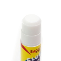 益而高 Eagle 固体胶 EG-001 8g (白色) 12支/盒