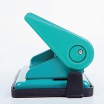 益而高 Eagle 打孔机 837S 10张 孔径5mm 孔距80mm (黑色、红色、蓝色、绿色) 12个/盒 (颜色随机)
