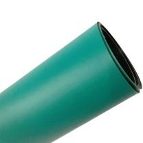 爱柯部落 舒伦防静电台垫桌垫 D型 1.2m*10m*2mm (绿色)