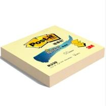 3M 抽取式报事贴 R330 76*76mm (黄色) 12本/包