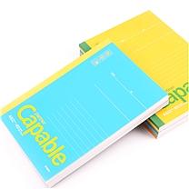 晨光 M&G 无线装订本智简 APYHFG99 B5 (混色) 30页/本 (南网链接)