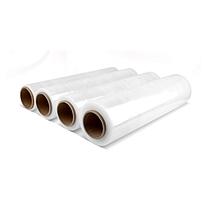 赛拓 缠绕膜PE包装膜拉伸缠绕膜防水膜捆包膜(75包起订) 7058 200m*50cm  4卷/包