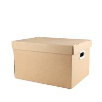 久洁 收纳纸箱 44*32*25cm